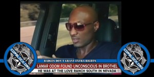 Will Lamar Odom Survive Long Enough to go to Prison for Harming No-One But Himself?