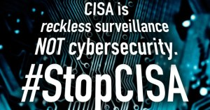 The Future Of Internet Freedom To Be Decided By CISA Vote