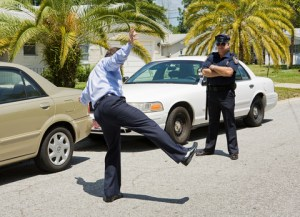 The Problem with Standardized Field Sobriety Tests