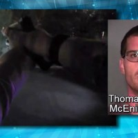 LVMPD Claims Thomas McEniry Pointed a Gun at Officers; Their Own Video Shows Otherwise