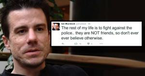 "Millionaire Techie Mysteriously Dies the Day After Dedicating his life to ""Fight Against Police"""