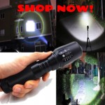Attention people!! The G700 Flashlight is indestructible and the brightest light you have EVER seen. Order yours now at 75% OFF:Click Graphic NOW