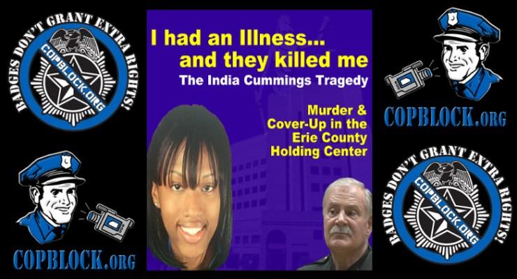 India Cummings Erie County Jail