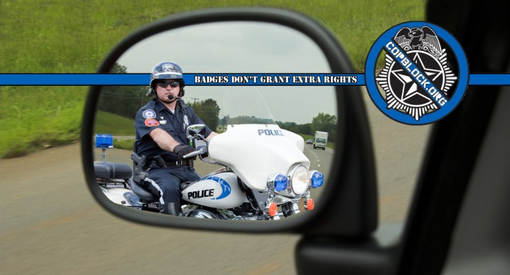Know Your Rights Traffic Stop