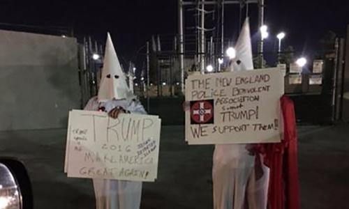 Nevada-KKK-Trump