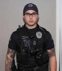 Officer Philip Brailsford Mesa PD