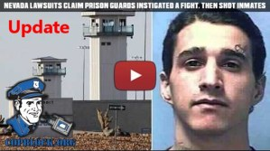 Nevada Prison Guard Charged With Manslaughter in Fatal Shooting of Inmates (Update)