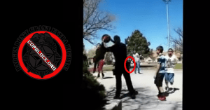 Why Are Albuquerque Cops Playing Basketball With Kids While Wearing Guns?