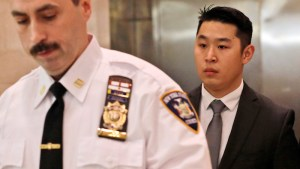 It's Official: NYPD Officer Liang Has Manslaughter Sentence Reduced To Community Service