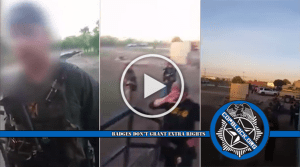 Video Shows Man Stand Down Warrantless DEA SWAT Team Search
