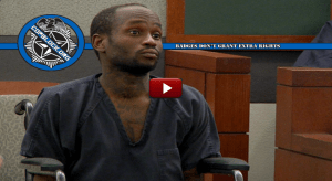 Las Vegas Police Jailed Paraplegic for Two Weeks; Accused of Robbery Where Suspect Ran Away
