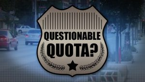 Texas Police Union Exposes Department Quota Racket