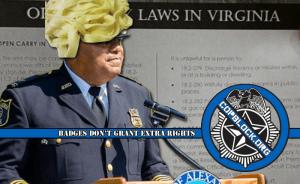Denied Noodles, Alexandria Cop Gets Taste of Department's Own Medicine