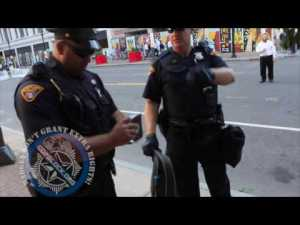 The Theft & Recovery of My Personal Property by Vengeful Cleveland Cops