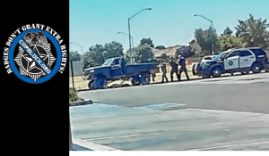 Witness Video Shows Dylan Noble Being Shot By Fresno Police