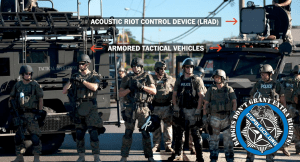 Militarization of Police Forces Vs. Civil Rights