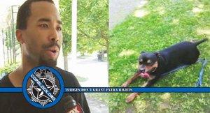 Man Says Cops Shot Through Door And Killed Dog For No Reason