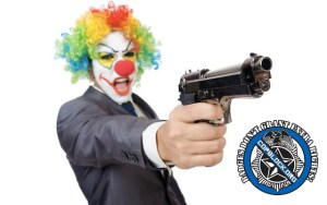 """Cop Encourages Facebook Followers to """"Pop a Cap in the First Clown You See"""""""