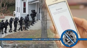 Court Documents Reveal Feds Demanded Finger Prints To Open Phones During Raid