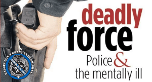 Police Brutality and Mental Illness Go Hand in Hand