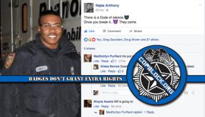 Was Roanoke Officer Najee Tynes Murdered by a Fellow Cop?