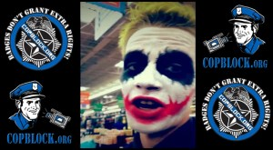 Man Detained by Cops At Walmart on Suspicion of Being a Freaky Clown