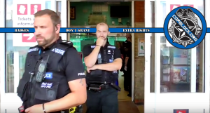 Suffolk Constables in the United Kingdom Kidnap English Cameraman