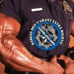 Galveston Texas Police Officer Arrested for Possession of Steroids