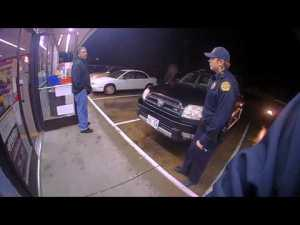 Roy Police Shoot and Kill Man With His Own Gun (VIDEO)