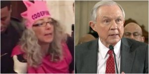 Laughing at the Department of Justice Head – Jeff Sessions – Is A Crime