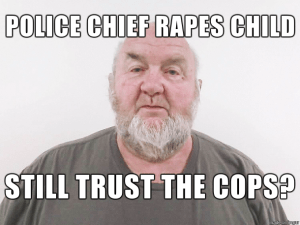 NH Police Chief Sentenced to Decades in Prison for Multiple Rapes
