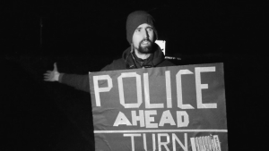 DUI Checkpoint Activism + College Know-Your-Rights Outreach