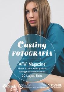 CartelCastingFotografia_AFW17_I