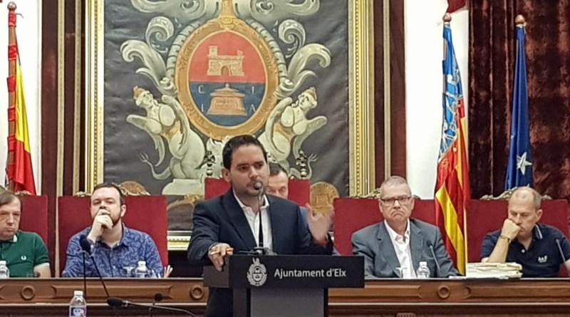 El Pleno aprueba por unanimidad las mociones de Ciudadanos
