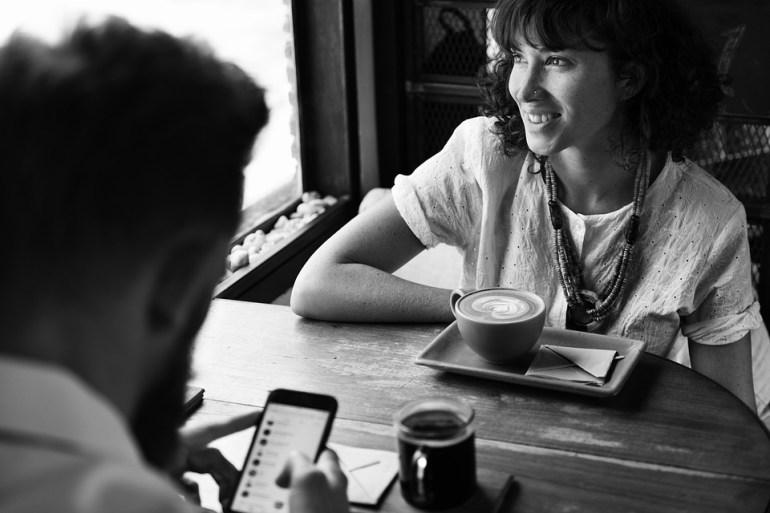 Talk to Strangers - Copeland Coaching