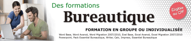 Formation Excel VBA (Visual Basic for Applications) Saint-Etienne