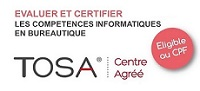 formation centre agreer TOSA