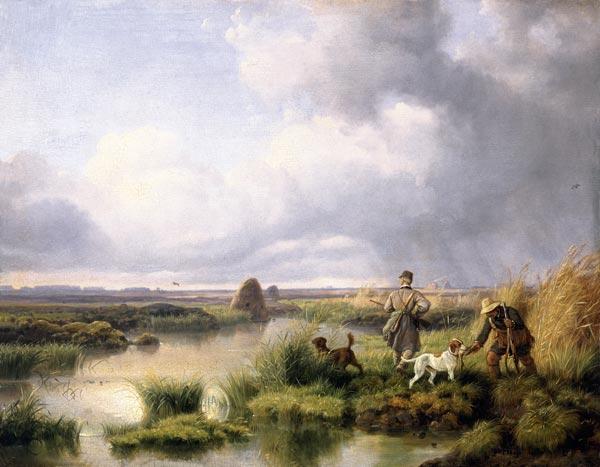 Scene di caccia  Riproduzioni e dipinti di questa collezione