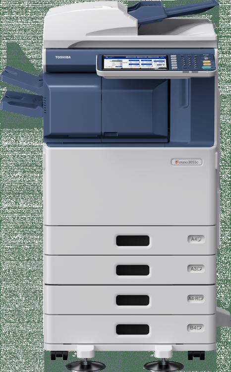 Toshiba e-STUDIO3055C color Multifunction Printer
