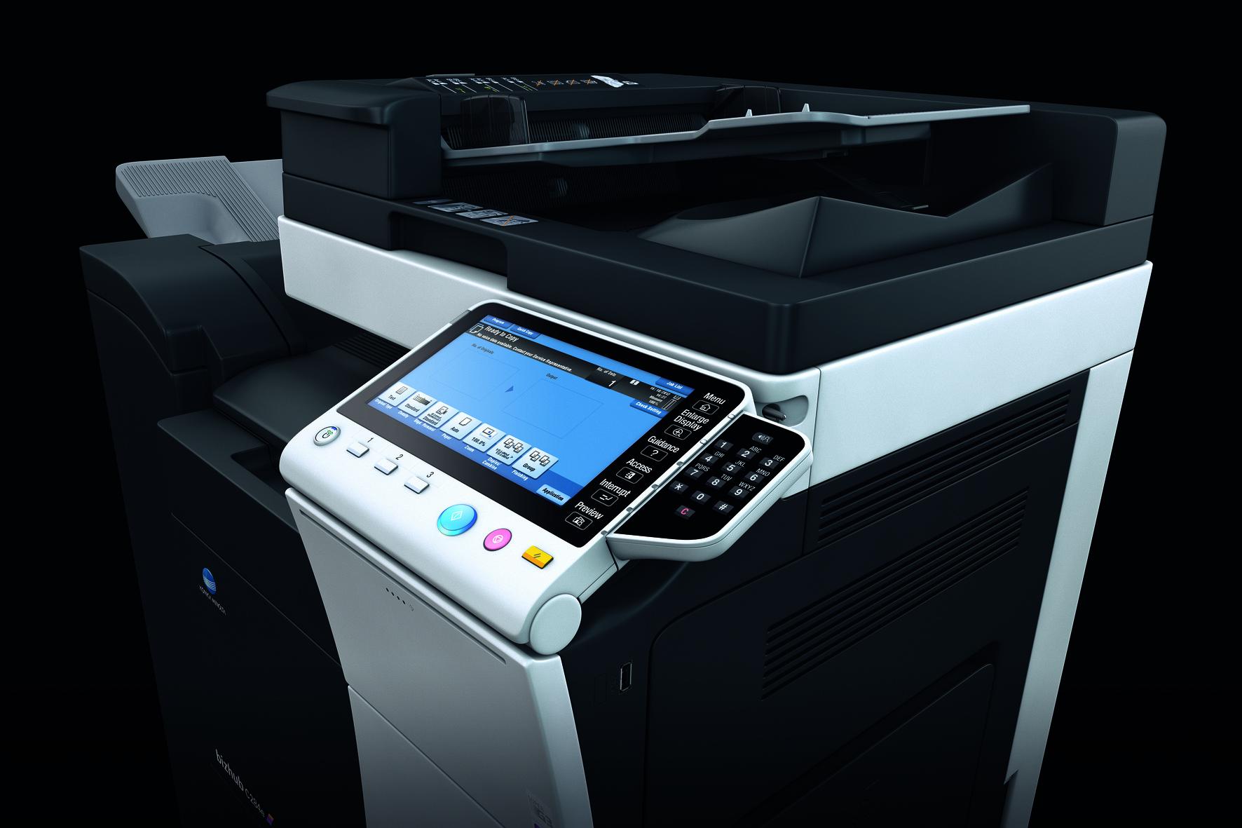 Konica Minolta Bizhub C284e Colour CopierPrinterScanner