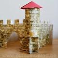cum sa facem un castel din carton si hartie