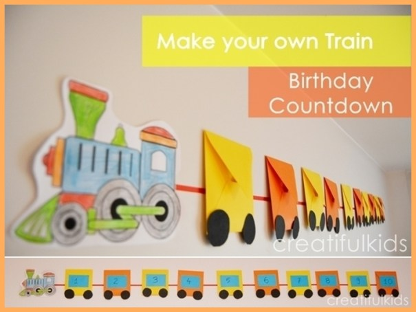 train-birthday-tren numaratoare1