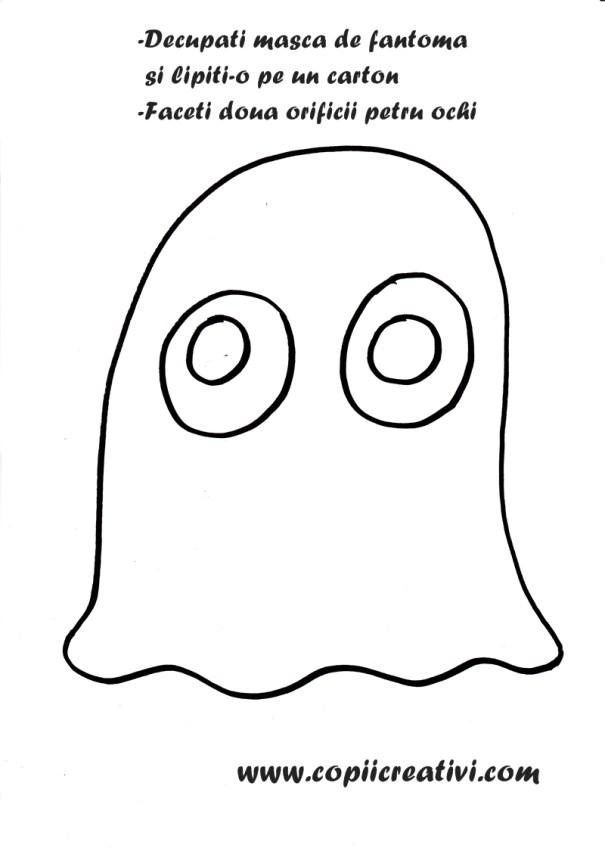 masca de fantoma