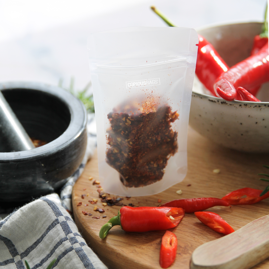 Spice packaging bags - Copious Bags