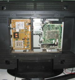 coppell tv repair online blog sanyo dp47460 dp42840 dp46819 and dp52449 problems and repair [ 1024 x 768 Pixel ]