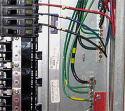 Electrical: Power Quality  Inadequate Grounding System Allows Costly Lightning Damage at