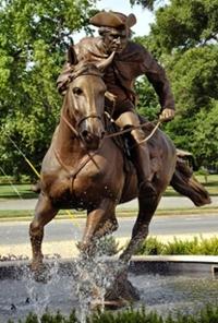 Captain Jack Statue