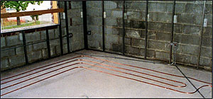 Copper Topics 86  Copper Shines in Radiant Heating
