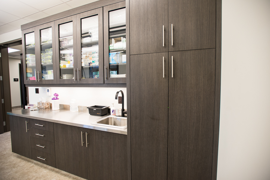 Copper Canyon Design  Custom Commercial Cabinets