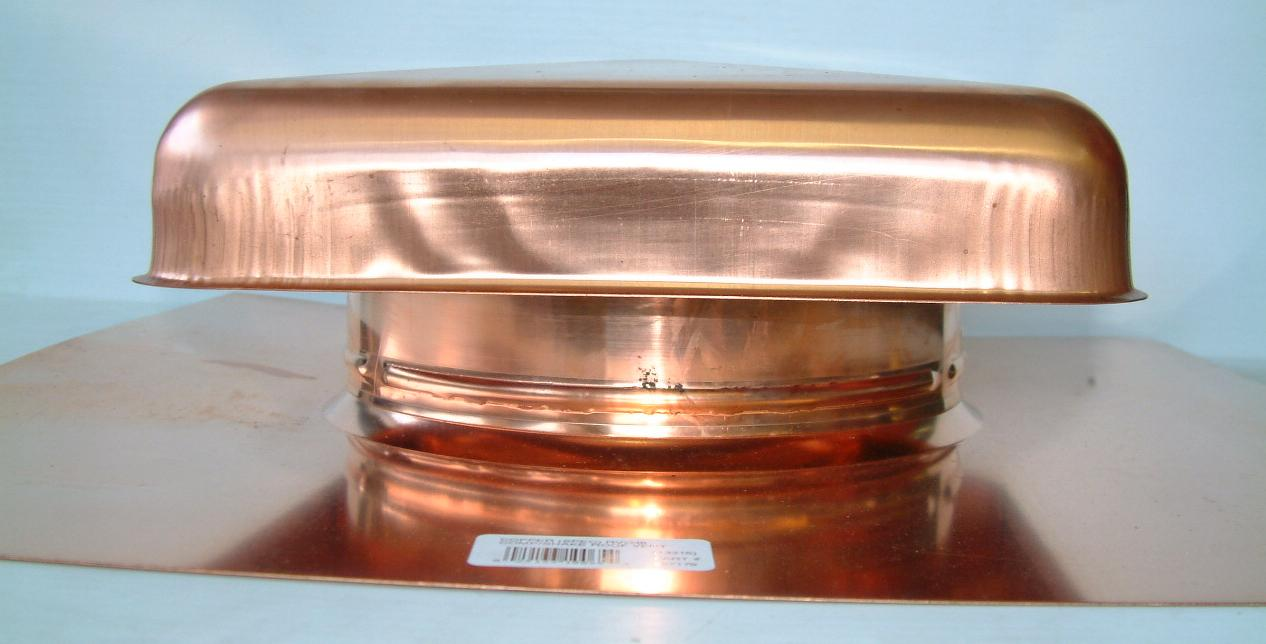 Volko Is Your Copper Vent Sourcecopper Roof Vents